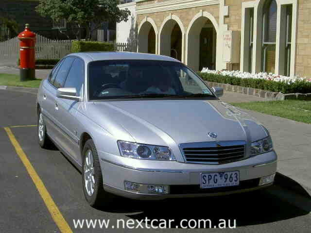 Holden Statesman Road Test Next Car Pty Ltd