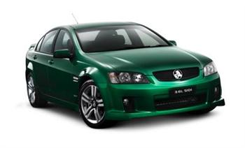 Holden Commodore SV6 - 'VEII' (copyright image)