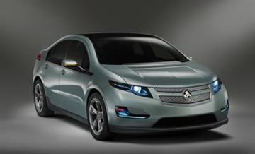 Holden Volt for 2012 (copyright image: GM Corp.)