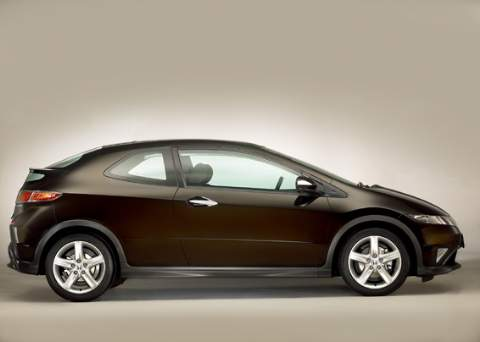 Europe's 2007 Honda Civic Type-S 