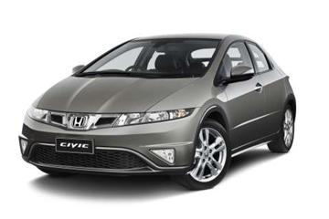 Honda Civic Si hatchback (copyright image)