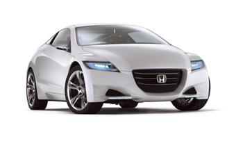 Honda CR-Z concept car (copyright image)