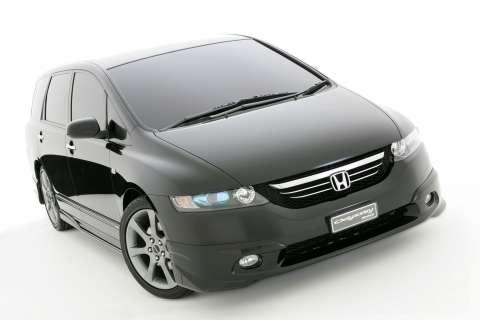 Honda Odyssey Cars