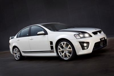 HSV GTS 40th Anniversary (copyright image)