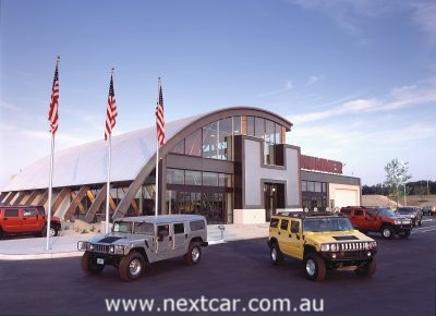 American Hummer dealership