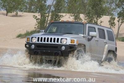 Hummer KicksOff H3 Assembly in South Africa  Next Car Pty Ltd