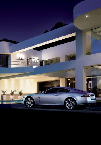 The new Jaguar XK