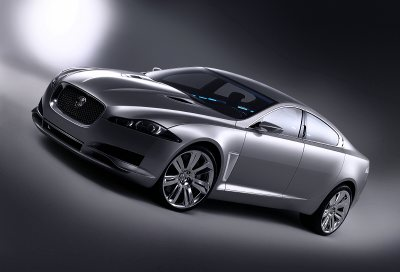 2007 Jaguar C-XF concept car