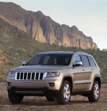 2011 Jeep Grand Cherokee (copyright image)