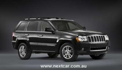 Jeep Grand Cherokee (copyright image)