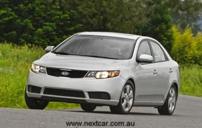Kia Forte sedan (copyright image)