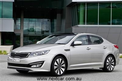 Kia Dealerships In Nc >> Kia Optima ready for local release - Next Car Pty Ltd ...