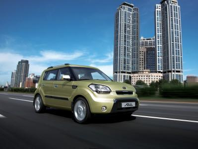 2009 Kia Soul  Image: copyright Kia Motors Corporation - used by Next Car Pty Ltd with permission