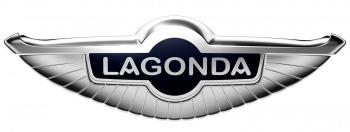 Copyright image of Lagonda badge - image used by Next Car Pty Ltd with permission