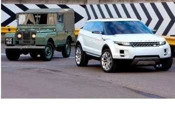 Land Rover at the Goodwood Festival of Speed promo