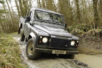 Land Rover Defender 110 HCPU (copyright image)
