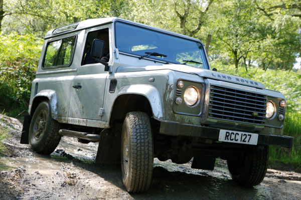 Landrover 90. Land Rover Defender 90