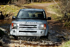 2009 Land Rover Discovery - Image Source Land Rover