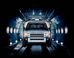 Land Rover LR3 