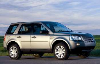 Land Rover Freelander 2 (copyright image)