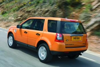 land rover freelander 2 special edition 2007