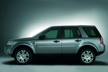 Land Rover's All-New Freelander 2
