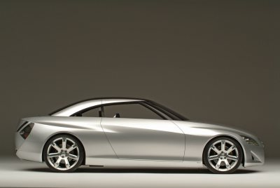 Lexus LF-C concept car 