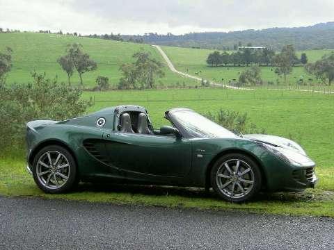 I Lotus Elise 111R
