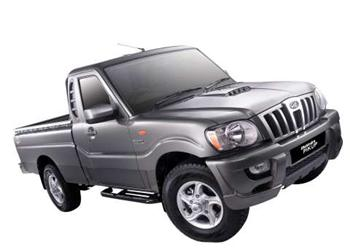 Mahindra Pik-Up (copyright image)