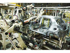 Mazda 2 production in Thailand (copyright image)