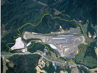 Mazda's Mine Proving Ground