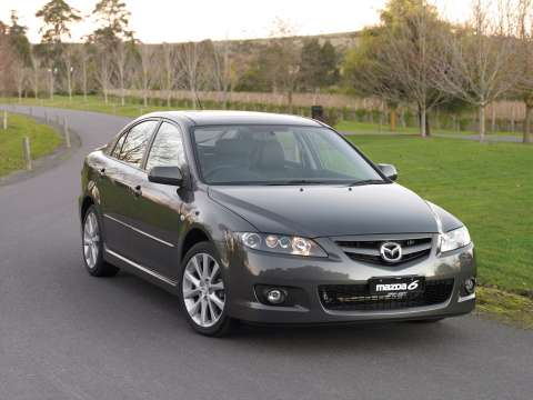 Sport  Front View on Mazda 6  A Great Car Gets Even Better   Next Car Pty Ltd   11th August