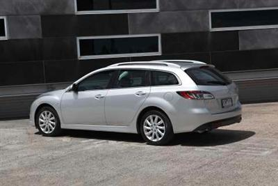 New Mazda 6 Touring wagon (copyright image)