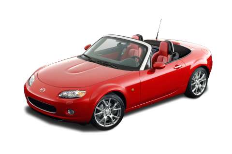 2006 Mazda MX-5 Limited (The new 3rd generation model)