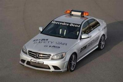 Mercedes-Benz C 63 AMG: Safety Car In The DTM