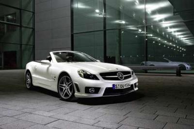 Precise Performance: The Mercedes-Benz SL 63 AMG Edition IWC