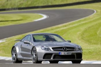 Mercedes-Benz SL 65 AMG Black Series (copyright image)