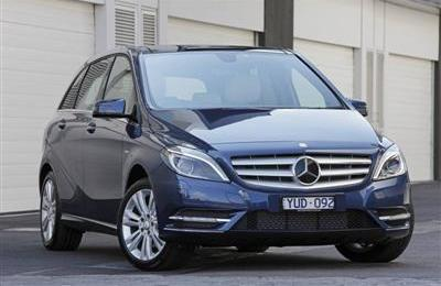mercedes benz b class 2nd generation released next car pty ltd 4th may 2012. Black Bedroom Furniture Sets. Home Design Ideas