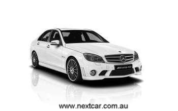 2009 Mercedes-Benz C 63 AMG 'Edition 63' (copyright image)