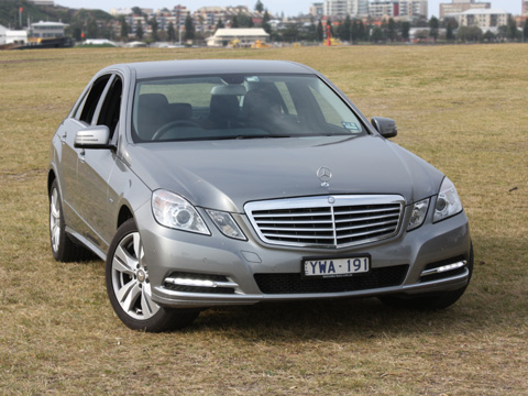 Mercedes Diesel Engines >> Mercedes-Benz E200 Elegance sedan road test - 4th October 2012