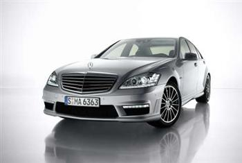 Mercedes-Benz S 63 AMG Saloon (copyright image)