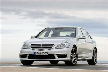 Mercedes-Benz S 65 AMG Saloon (copyright image)