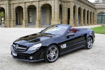Mercedes-Benz SL 63 AMG  Image Copyright Owner: Mercedes-Benz - Used by Next Car Pty Ltd with permission