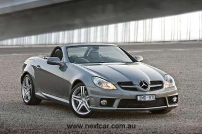 Mercedes-Benz SLK 300 Roadster (copyright image)