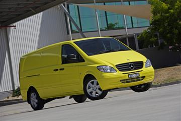Mercedes-Benz Vito (copyright image)