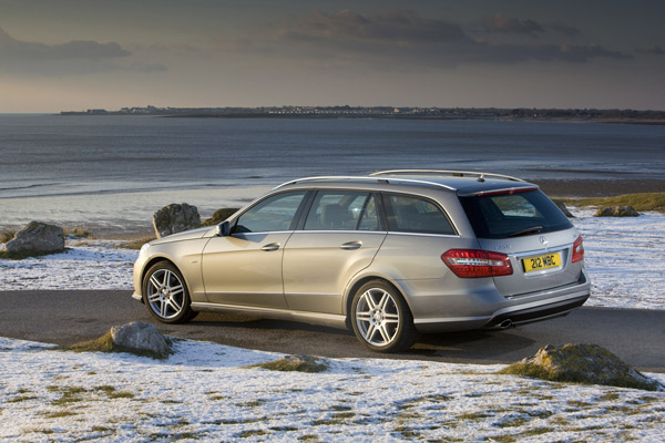 2010 Mercedes-Benz E Class Estate - Image Copyright Mercedes-Benz