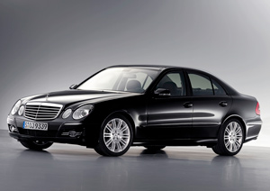 Mercedes-Benz E Series - Image Copyright Mercedes-Benz