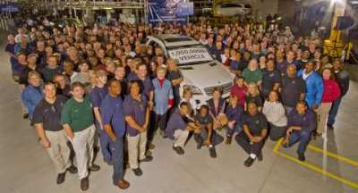 One Millionth Alabama-Built Mercedes-Benz Vehicle Rolls Off the Production Line