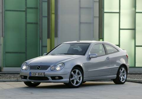 Mercedes-Benz C 200 KOMPRESSOR Sport Edition