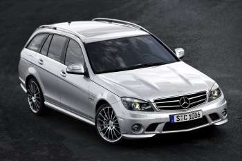 The new Mercedes-Benz C 63 AMG Estate